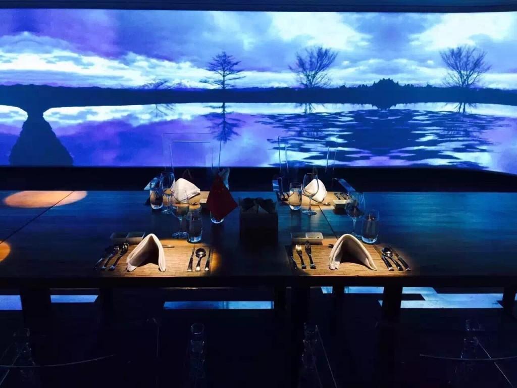 沉浸式餐厅设计