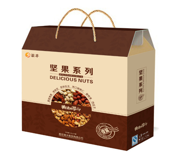 郑州瓦楞礼品盒设计