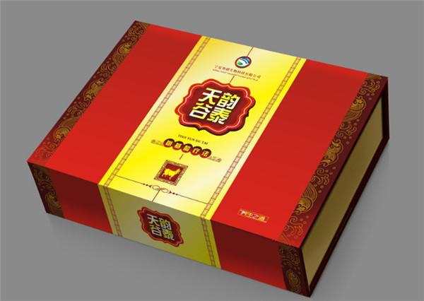 郑州精品盒制作