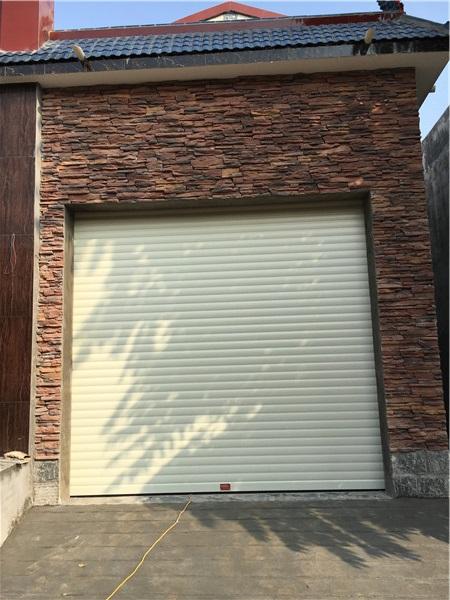 河南电动车库门