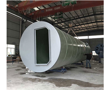 汉中一体化泵站