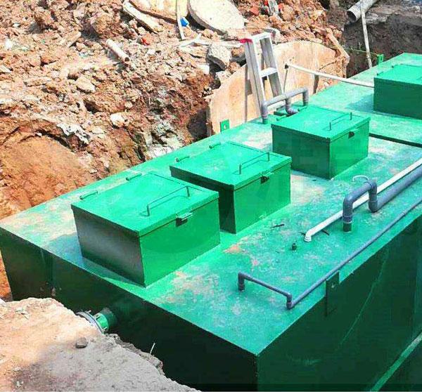 广元污水处理设备