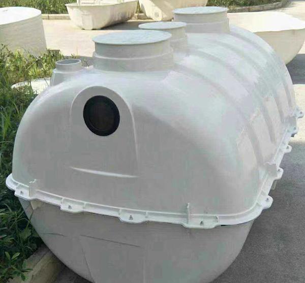 汉中玻璃钢化粪池厂家