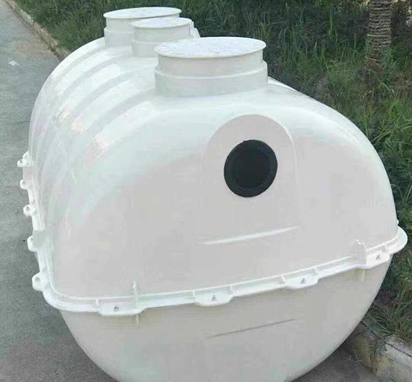 广元玻璃钢化粪池怎么进行污水处理呢