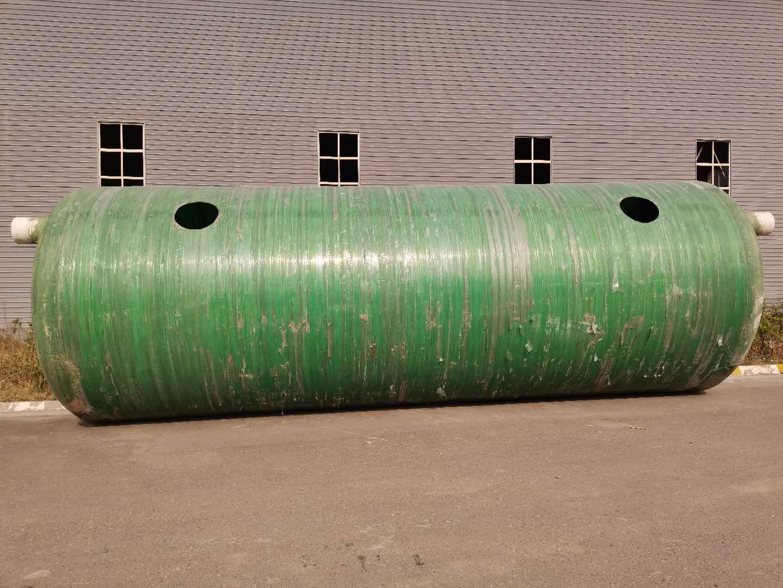 汉中玻璃钢化粪池如何处理生活污水