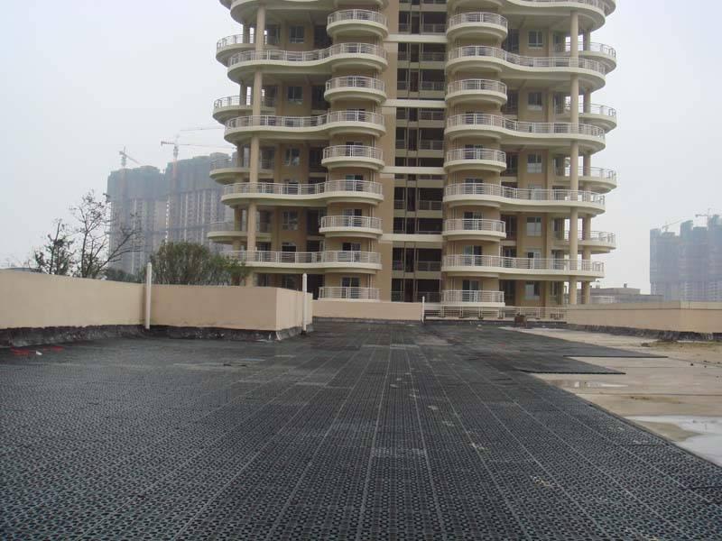 重庆PE管案例-天鹅湖B地块
