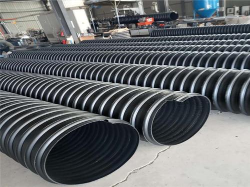 重庆钢带增强聚乙烯螺旋波纹管你了解多少?