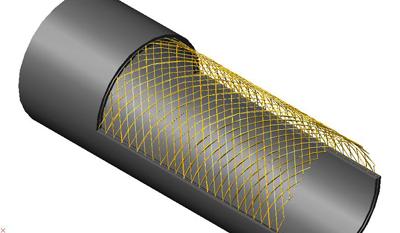 如何辨别钢丝网骨架管是否已经焊好?