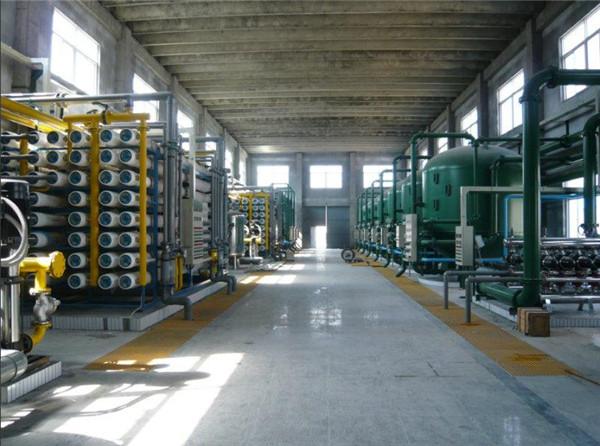 河南净水设备企业相册