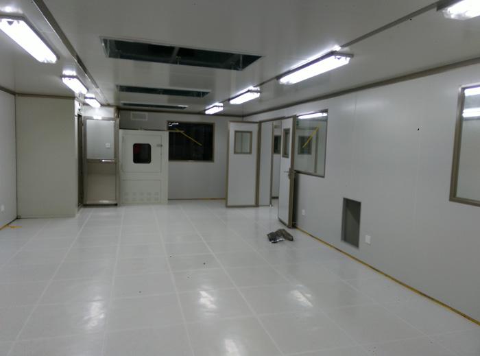 工业设计研究院光学实验室案例