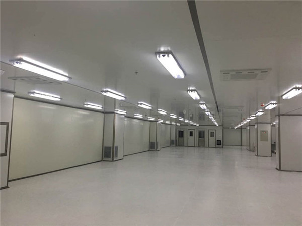 SMT车间装修设计与施工