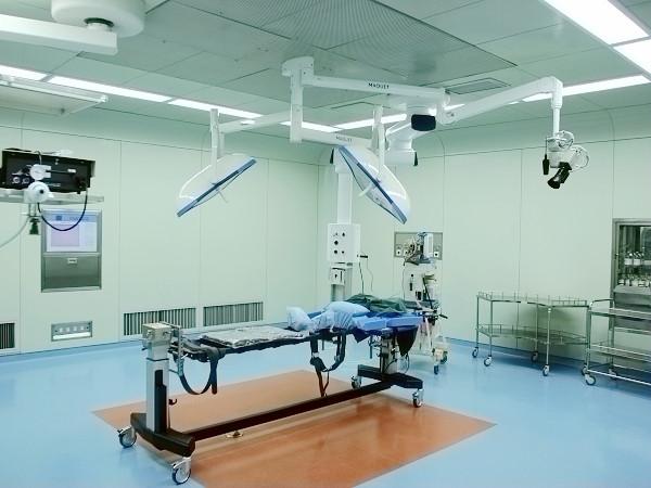 负压洁净手术室解决方案,豫洁环保告诉你