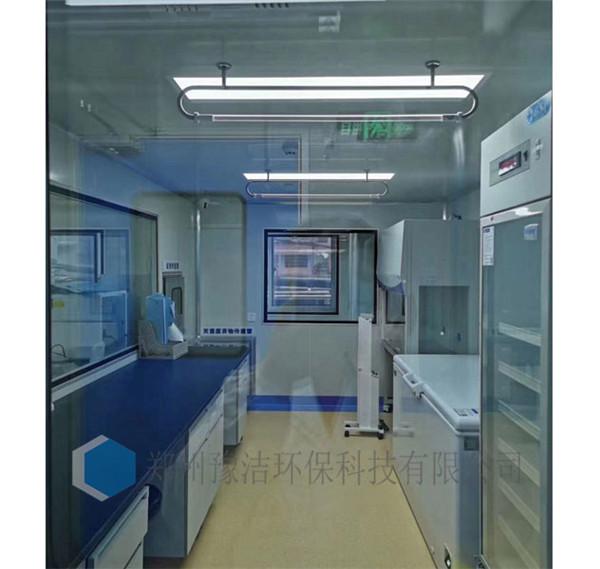 PCR实验室净化工程厂家