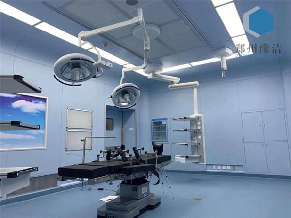 层流手术室十万级净化工程