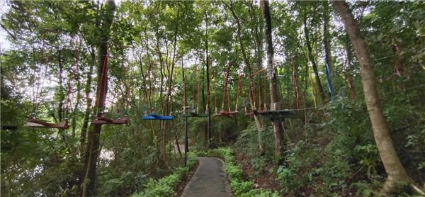 河南丛林穿越施工