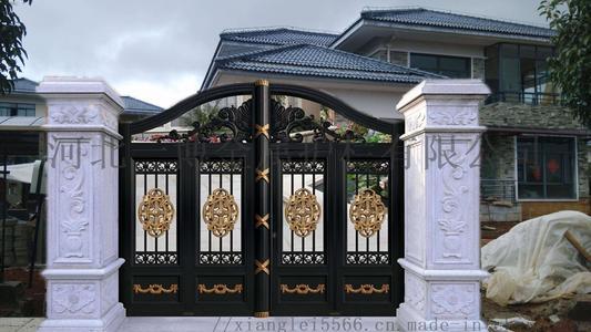 廣安別墅門的材質有哪些?