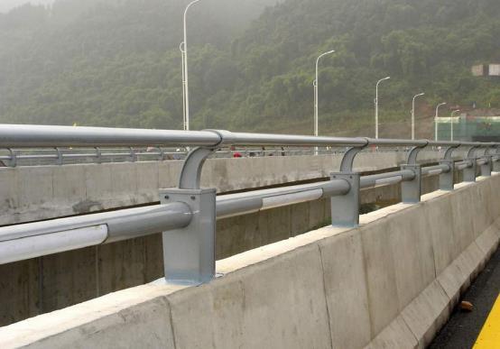 桥梁护栏客户见证