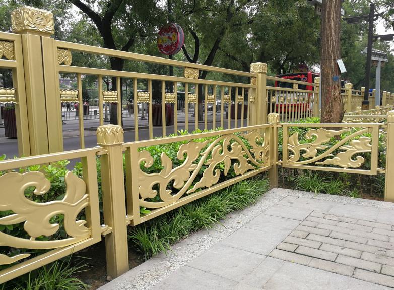陕西护栏网厂家——黄金护栏