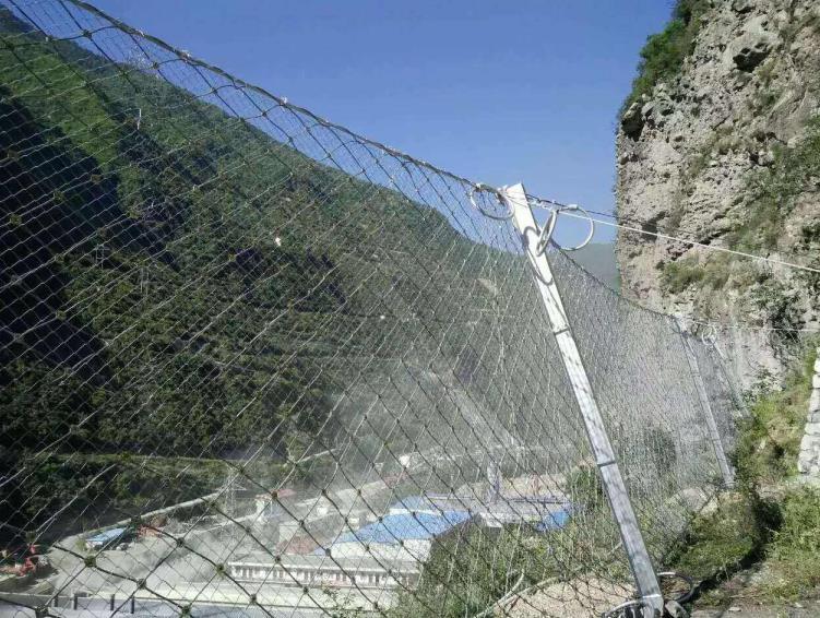 陕西被动边坡防护网厂家