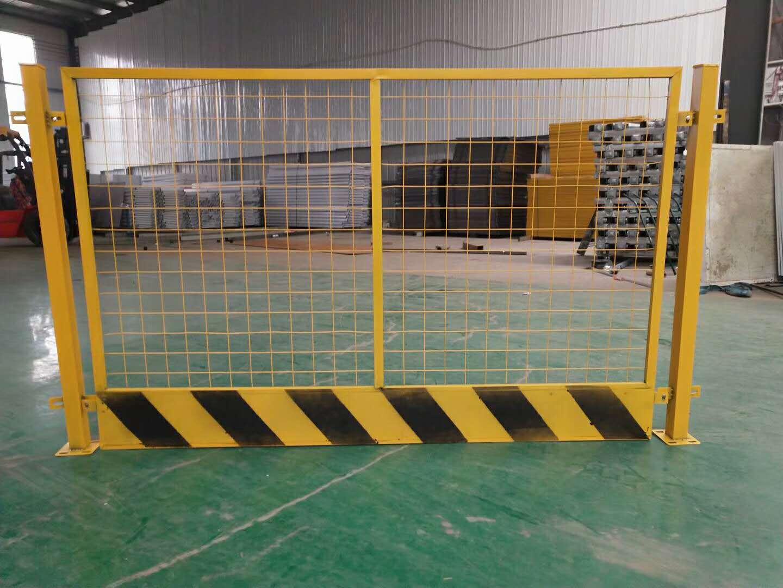 陕西基坑防护栏安装