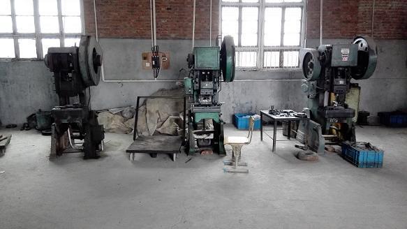 咸阳西华橡胶责任有限公司配套冲压件