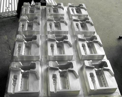 模具加工压铸生产过程大揭秘!