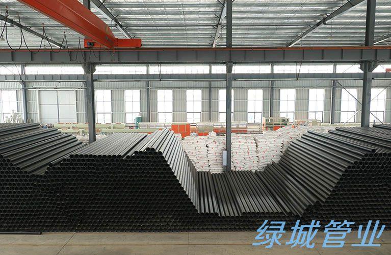 德陽綠城管業有限公司工廠