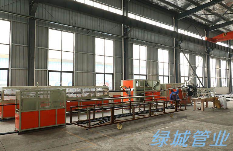 德阳电熔管件销售公司厂区