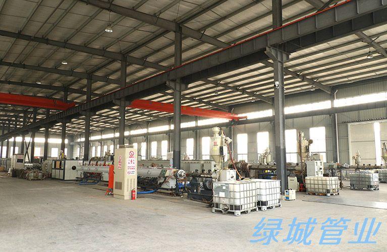 四川钢丝骨架管销售公司厂区