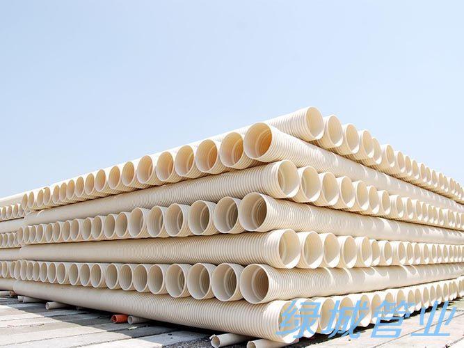 四川雙壁波紋管批發案例