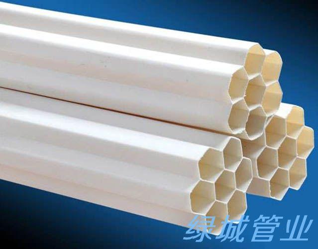 德阳PVC-U多孔管