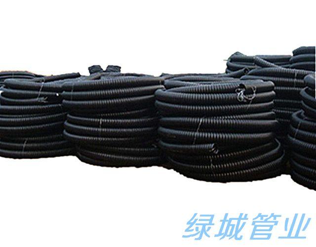 德阳HDPE碳素螺纹管