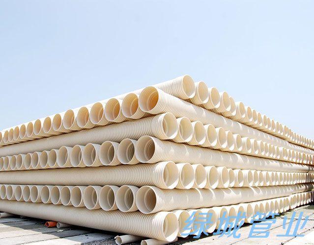 四川PVC-U双壁波纹管