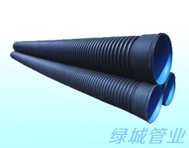 德阳HDPE双壁波纹管