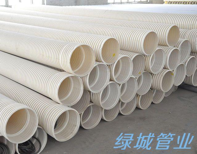 绵阳PVC-U双壁波纹管