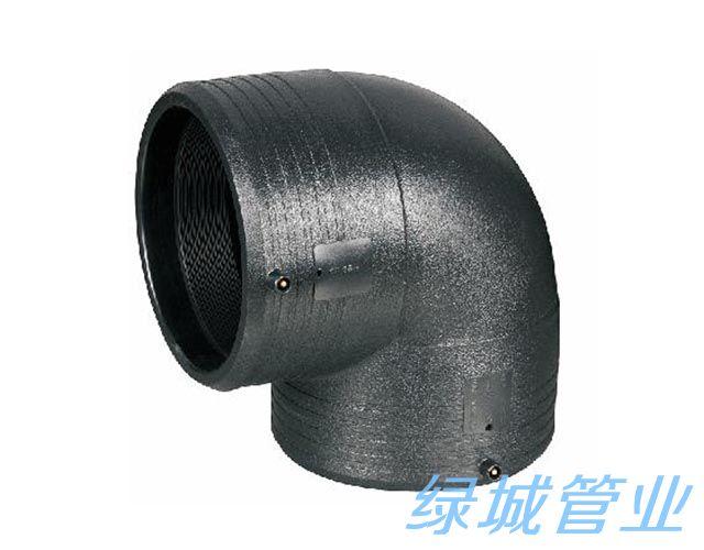 四川电熔管件-电熔等径弯头