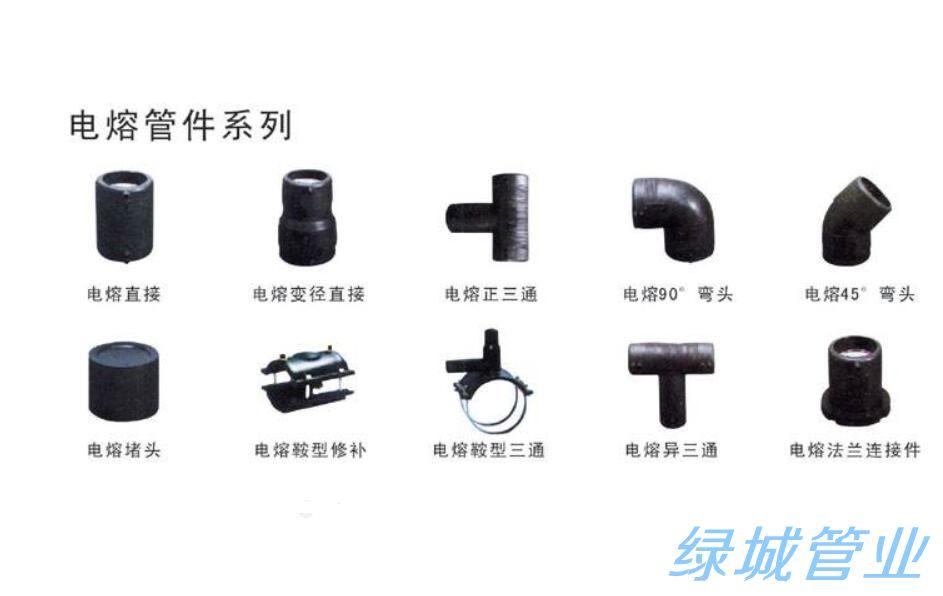 四川電熔管件