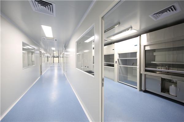 河南实验室设计施工