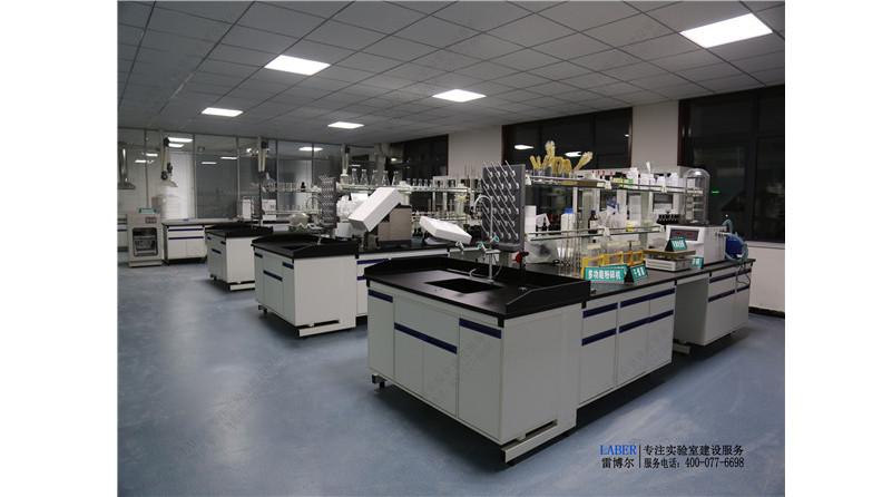 河南实验室设计规划案例