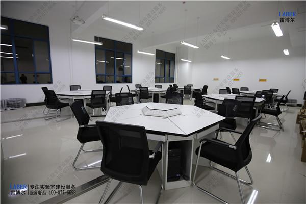 雷博尔六角桌实验家具案例