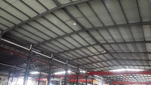 宁夏钢结构工程厂房车间