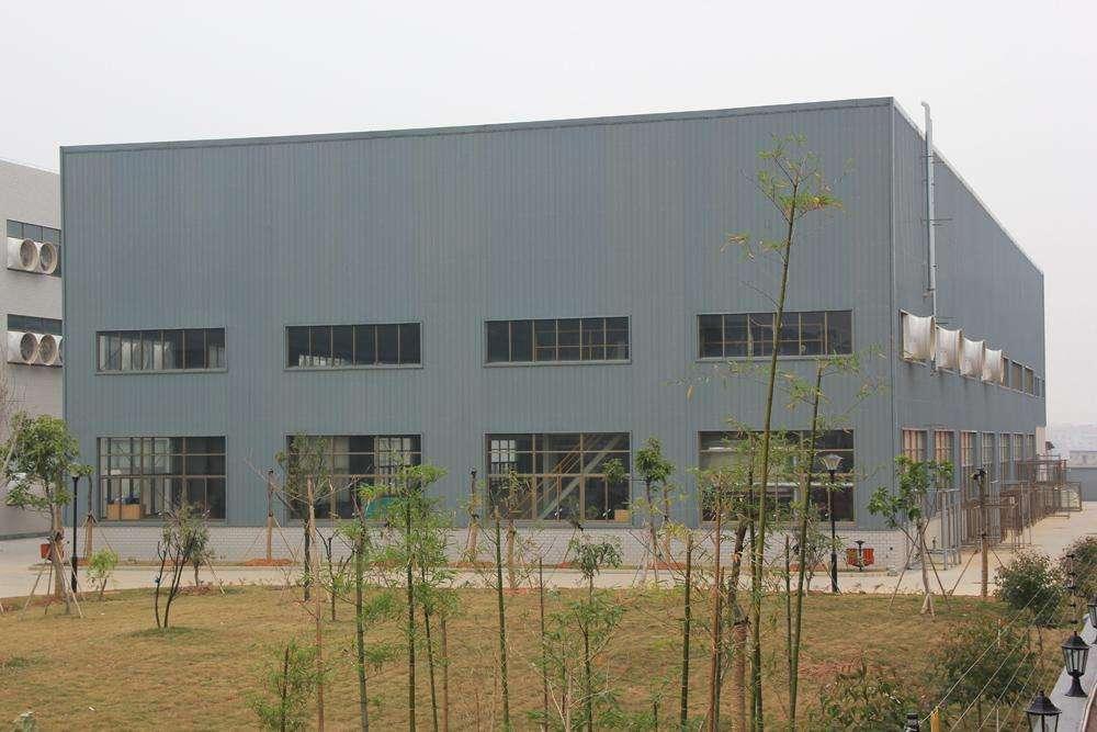钢结构工程厂房车间建设
