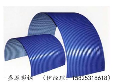 彩钢压型板报价 盛源彩钢