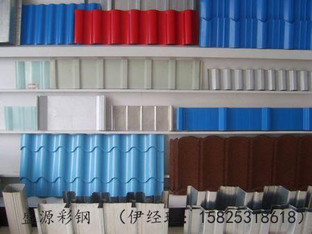 银川彩钢压型板