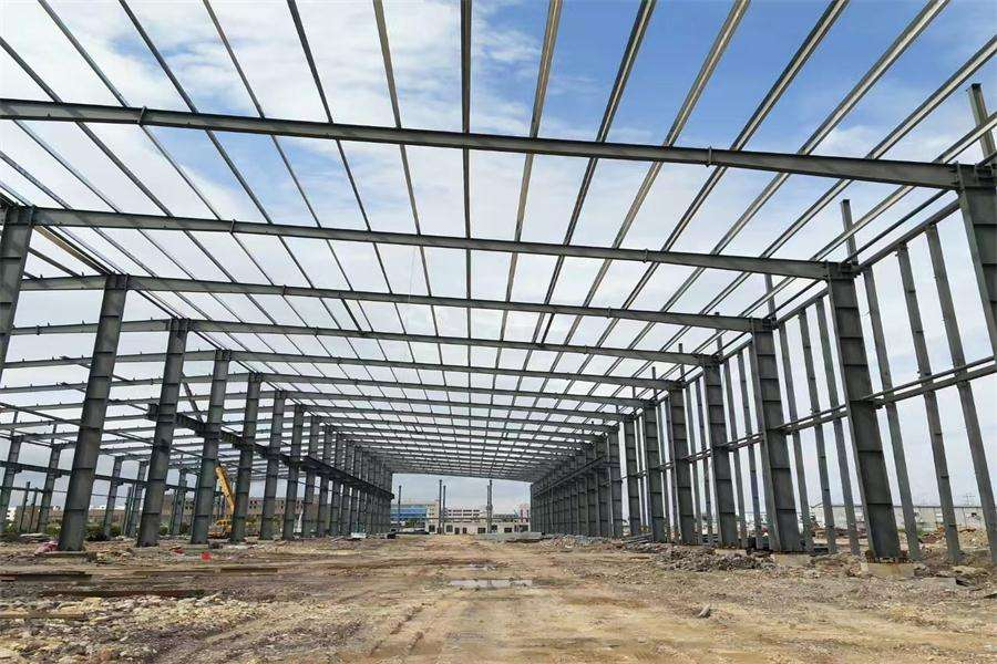 宁夏钢结构厂房 钢结构公司