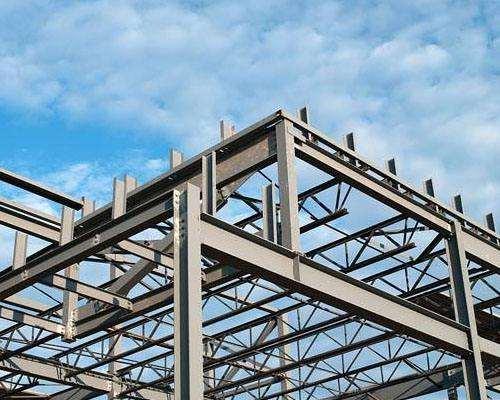 银川钢结构施工 钢结构厂房