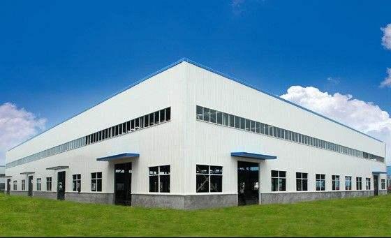 厂家承接钢结构工程  盛源彩钢