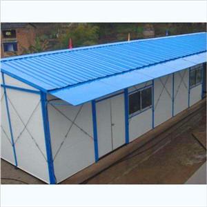 銀川彩鋼廠彩鋼板活動房運用有那些?