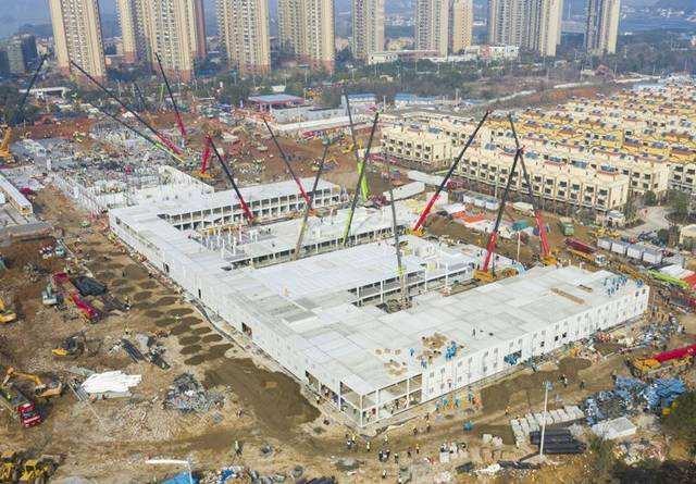 钢结构厂房的运用之从火神山、雷神山医院看装配式钢结构的应用