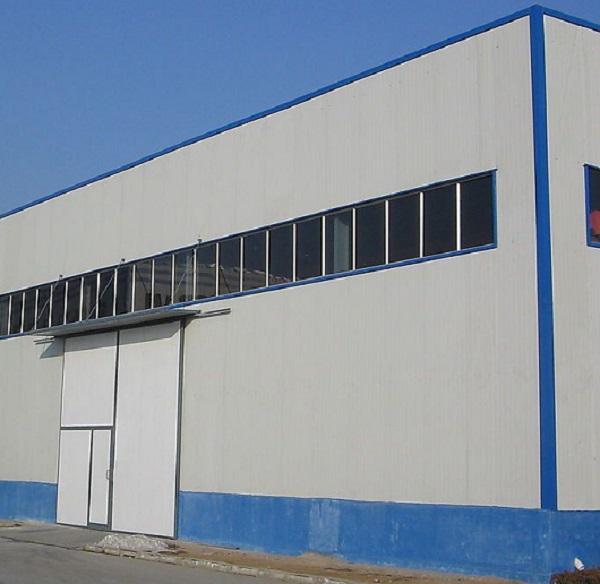 银川彩钢厂房